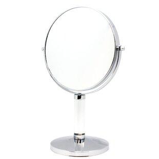 Low priced Escamilla Acrylic Stem Makeup/Shaving Mirror By Rebrilliant