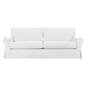 Sandy Slipcovered Sofa by Huntington Industries