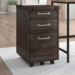 Langsa 3-Drawer Vertical Filing Cabinet