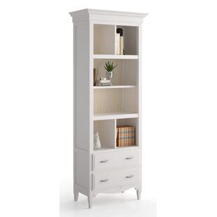 Clarisse 200cm Bookcase By August Grove