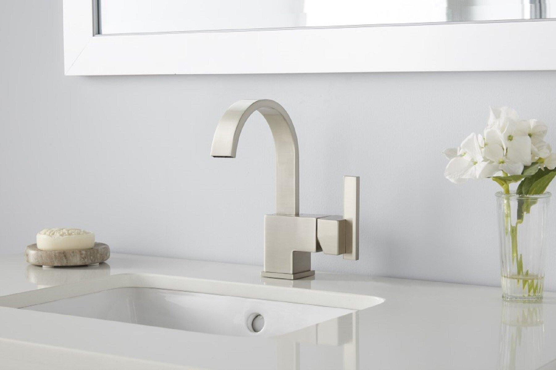 Sirius Single Hole Bathroom Faucet