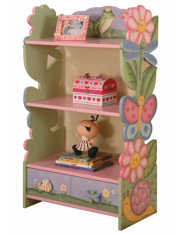 Magic Garden 38 Bookshelf