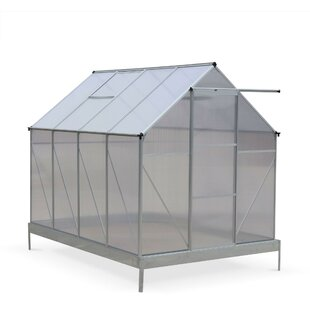Dansby 6.2 Ft W X 8.2 Ft D Hobby Greenhouse Image