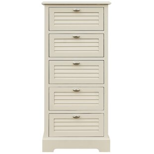 Dvorak 5 Drawer Chest by Rosecliff Heights