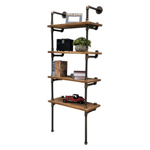 Lotte Industrial Wall Shelf