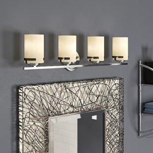 Orren Ellis Marcelina 4-Light LED Vanity Light