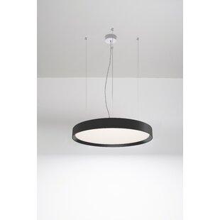 Orren Ellis Sheela 1-Light LED Pendant