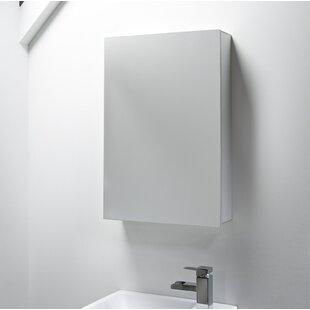 44cm X 65cm Surface Mount Mirror Cabinet By Symple Stuff