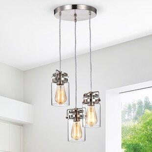Cluster Jar Pendant Lighting You Ll Love In 2021 Wayfair