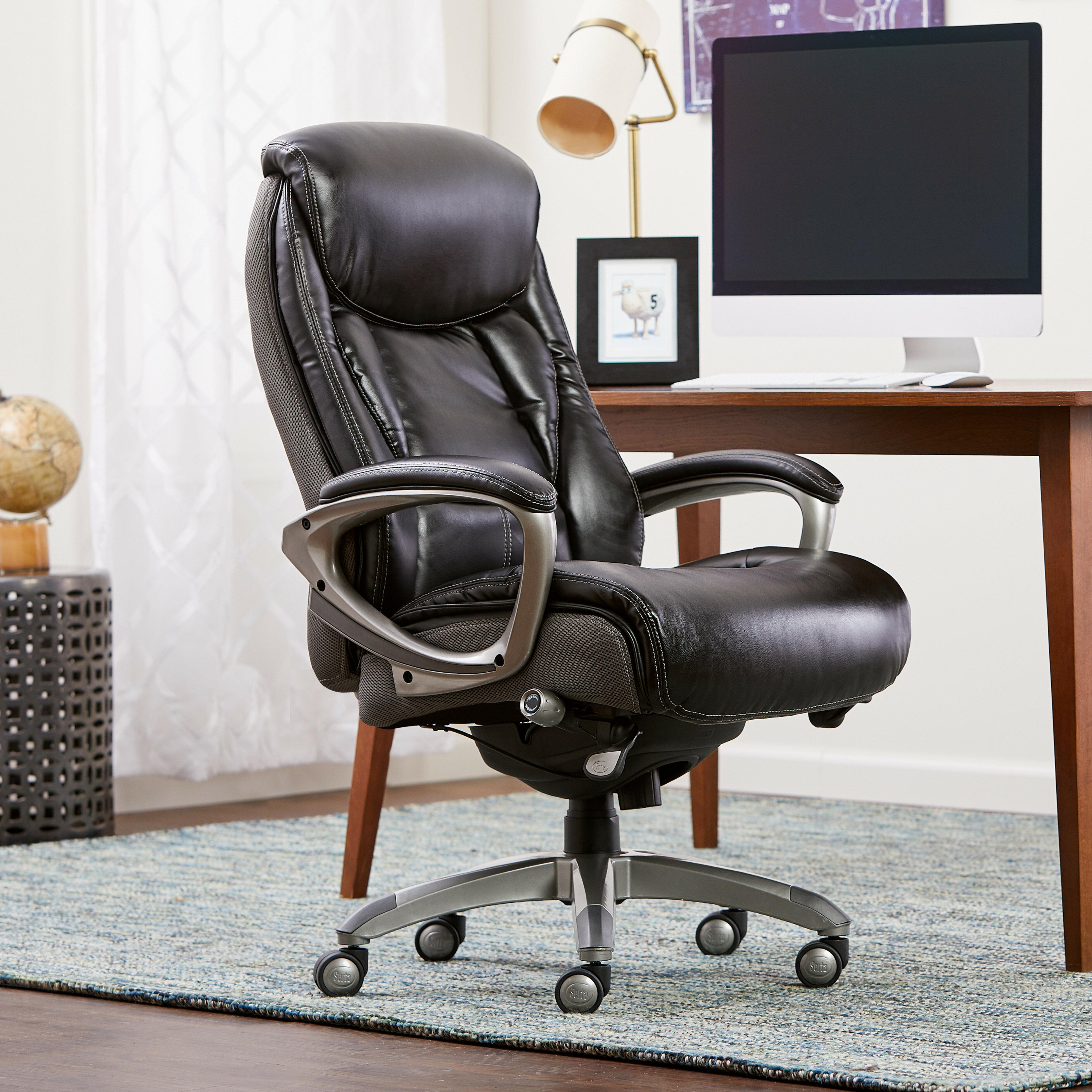 Serta At Home Tranquility Executive Chair Reviews Wayfair