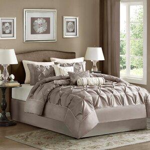Beautiful Benjamin 7 Piece Comforter Set