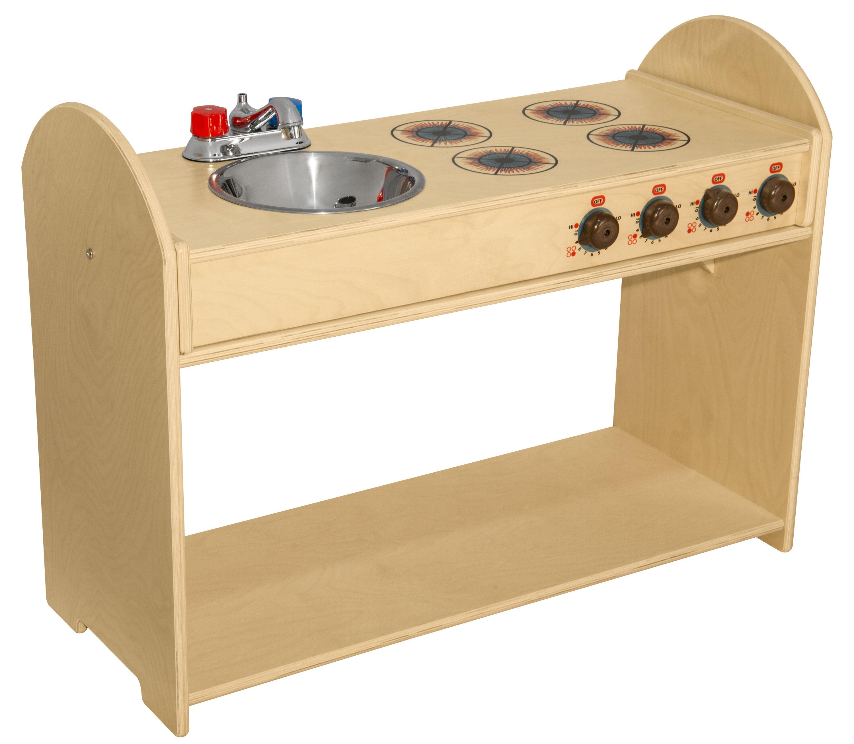 Wood Designs Open Spaces Kitchen Appliance Set Wayfair