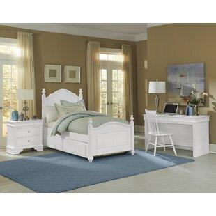 Bay Isle Home Edenvale Desk Office Suite