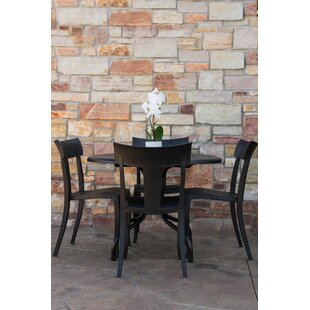 Sletten Patio 5 Piece Dining Set by Ebern..