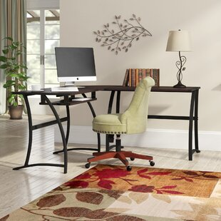 Janene Group L-Shaped Computer Desk by Latitude Run Sale