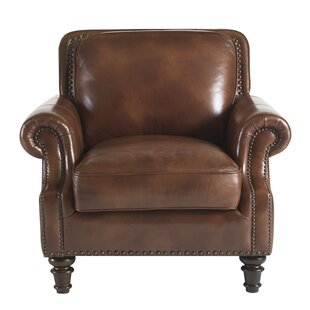 Franciscan Club Chair by Canora Grey Wonderful