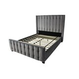 Kassidy Platform Bed by House of Hampton®