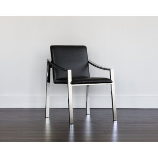 Ikon Rumi Upholstered Dining Chair Sunpan Modern