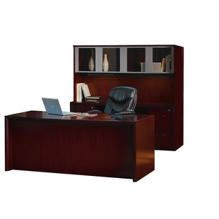 Corsica Series 3-Piece Standard Desk Office Suite by Mayline Group Looking for