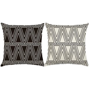 Jeb Square Pillow (Set of 2)