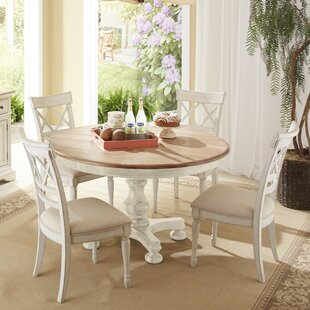 Allgood 5 Piece Dining Set by Highland Dunes