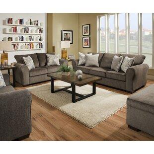 Derry Configurable Living Room Set