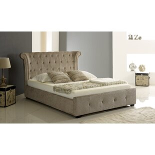 Norton Upholstered Ottoman Bed By Rosalind Wheeler