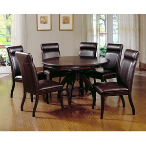 La Conner 7 Piece Dining Set by Red Barrel Studio