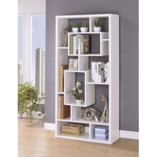 Hamblen Standard Bookcase Orren Ellis No Copoun