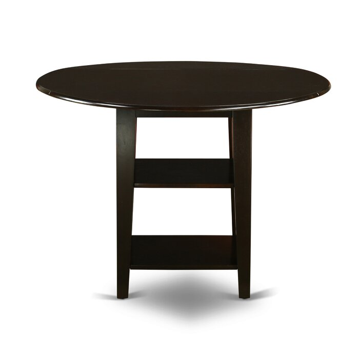 Artistica Drop Leaf Solid Wood Dining Table