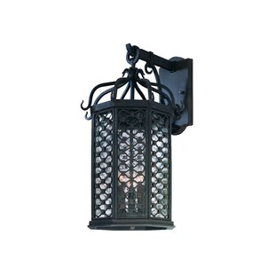 Reviews Hinckley Outdoor Wall Lantern By Darby Home Co