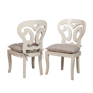 Inexpensive Gabrielo Dining Chair (Set of 2) by One Allium Way Reviews (2019) & Buyer's Guide