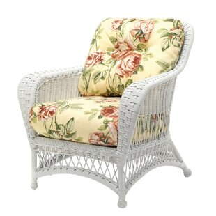Woodard Sommerwind Patio Chair with Cushi..