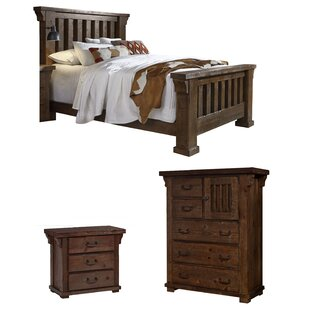 Buckleys Panel Configurable Bedroom Set by Loon Peak Great price