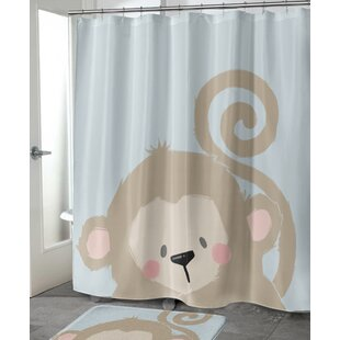 Cheltenham Monkey Shower Curtain