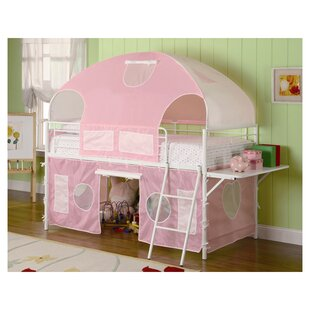 Shop For Trowbridge Twin Low Loft Bed by Zoomie Kids Reviews (2019) & Buyer's Guide