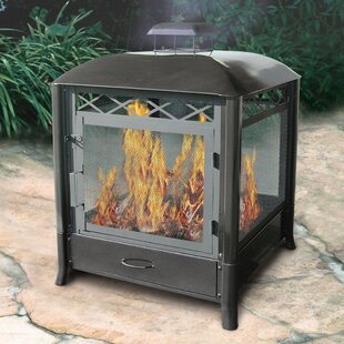 Landmann Aspen Steel Wood Burning Pagoda