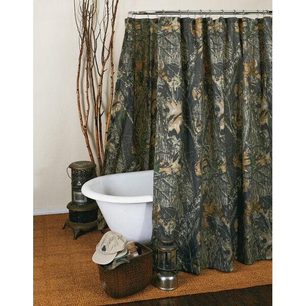 Mossy Oak New Break Up Shower Curtain Wayfair