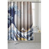 Coastal Solid Shower Curtains Shower Liners You Ll Love In 2021 Wayfair
