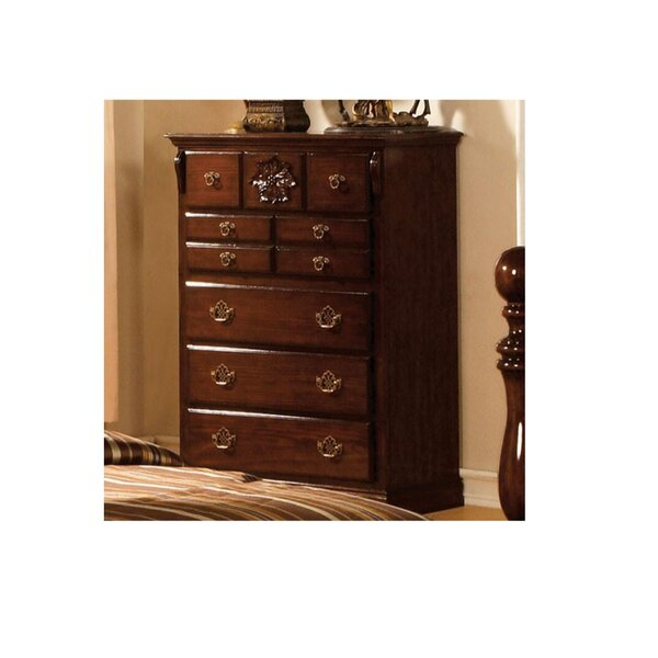 Kansas 9 Drawer Gentleman's Chest by Fleur De Lis Living