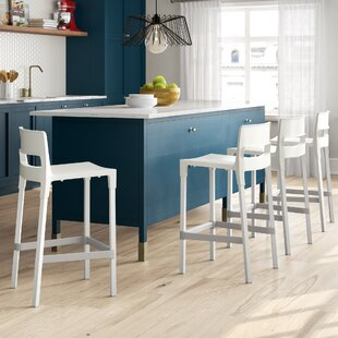 Millwood 24.6 Bar Stool (Set of 4) Brayden Studio