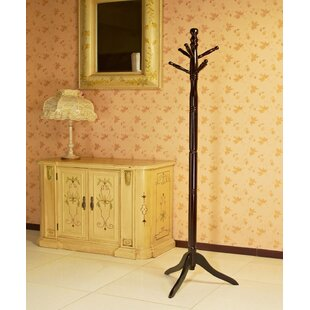 Mega Home Wood Coat Stand