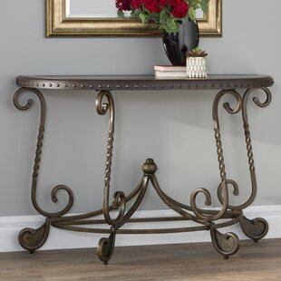 Three Posts Norridge Console Table