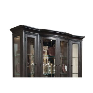 Optum Lighted China Cabinet Top by A.R.T.