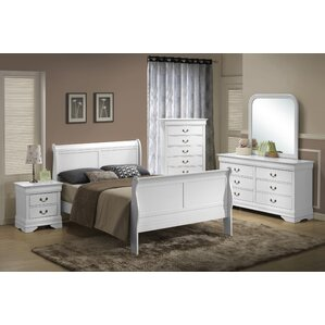 Guffey Twin Panel Configurable Bedroom Set by Laurel Foundry Modern Farmhouse