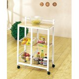 Paton Kitchen Cart by Wrought Studio™