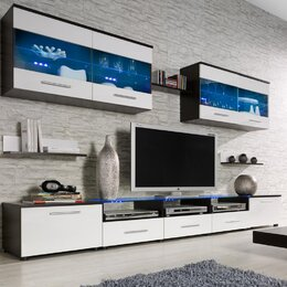 TV Stands · Entertainment Centers
