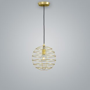 Sphere Suspension Globe Pendant by ZANEEN design