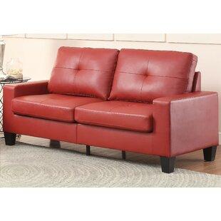 Leda 2 Piece Living Room Set