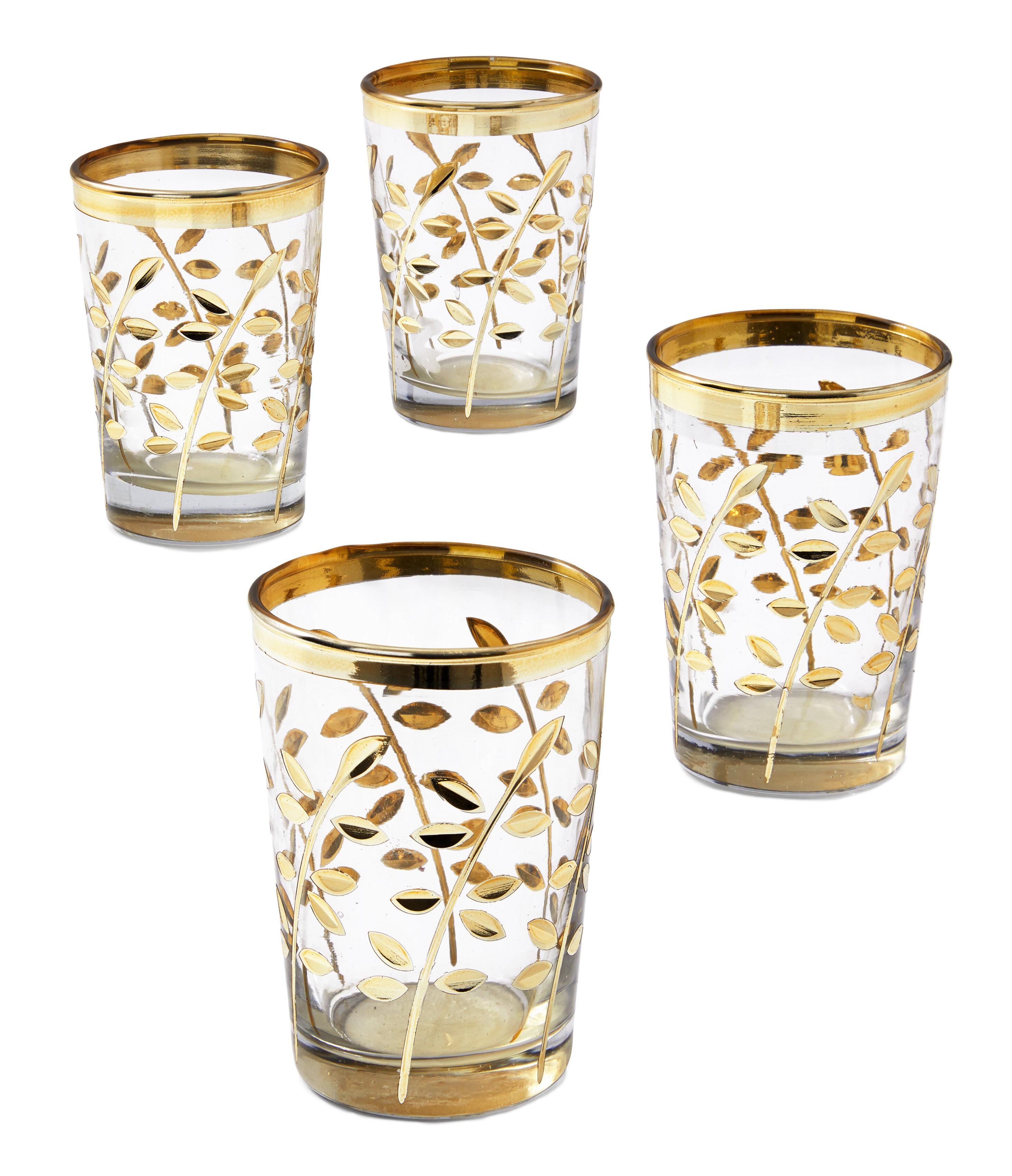 Rosdorf Park Small Glass Votive Holder Wayfair